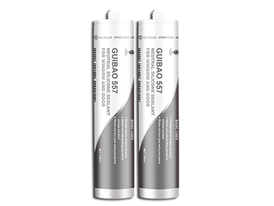 GB 557 Neutral Silicone Sealant for Window and Door