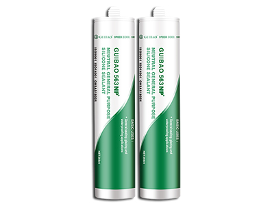 GB 563 General Purpose Silicone Sealant