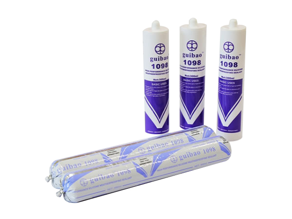GB 1098 High Performance Silicone Weatherproofing Sealant