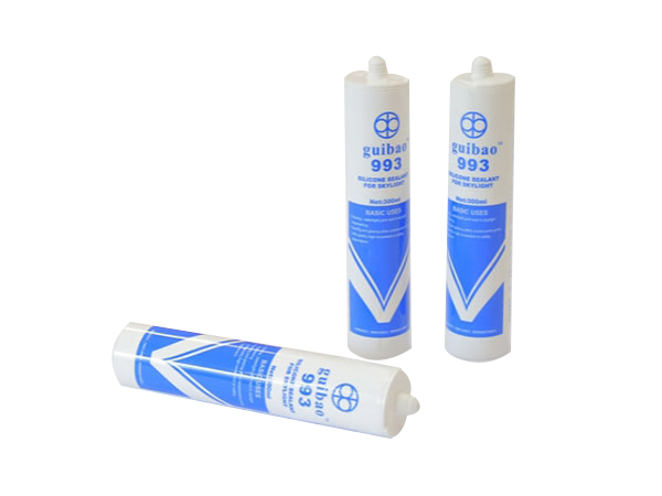 GB 993 Silicone Sealant for Skylight