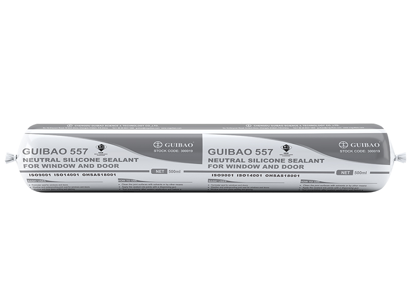 Neutral Silicone Sealant GB 557   Window and Door Sealant